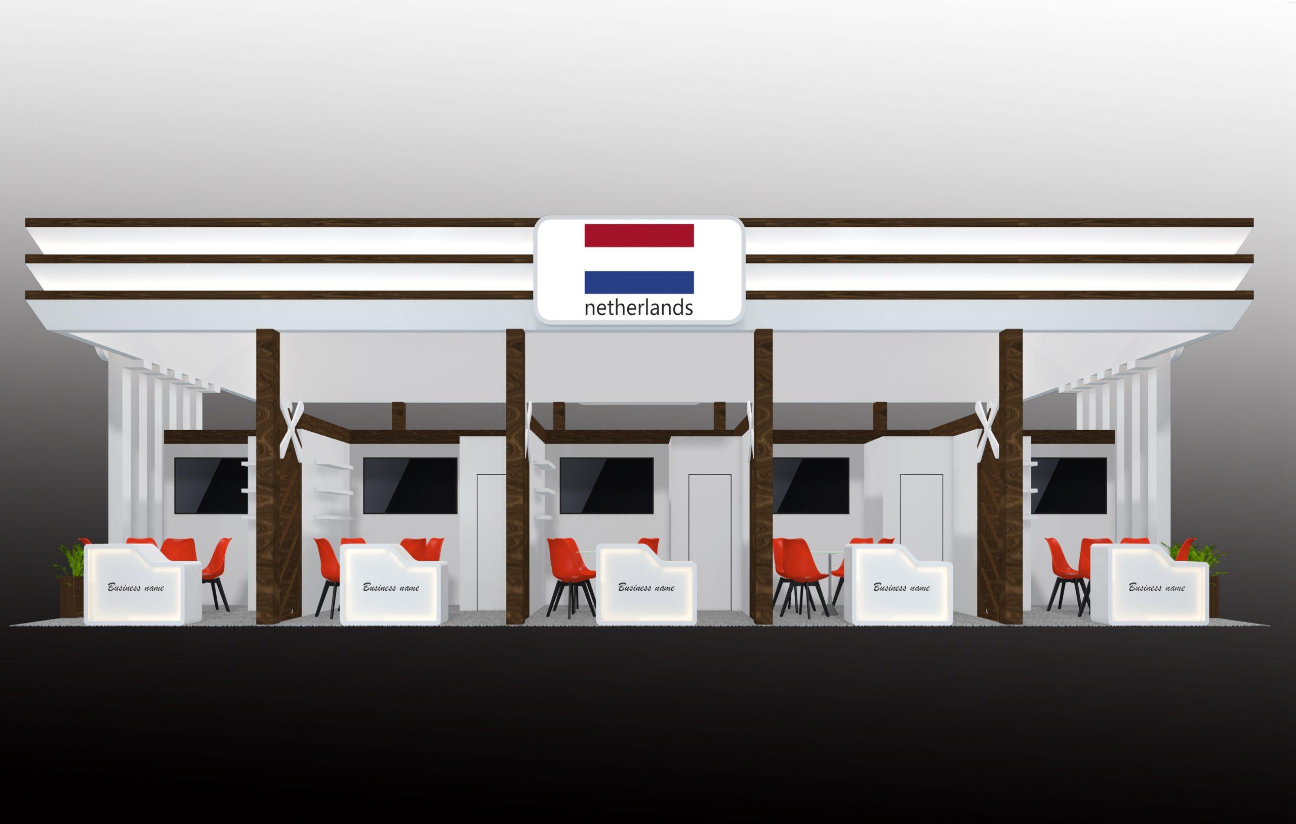 Anufood2021 concept drawing paviljoen